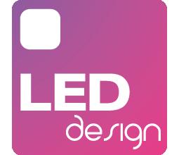 Led Design - Verre Glaçon